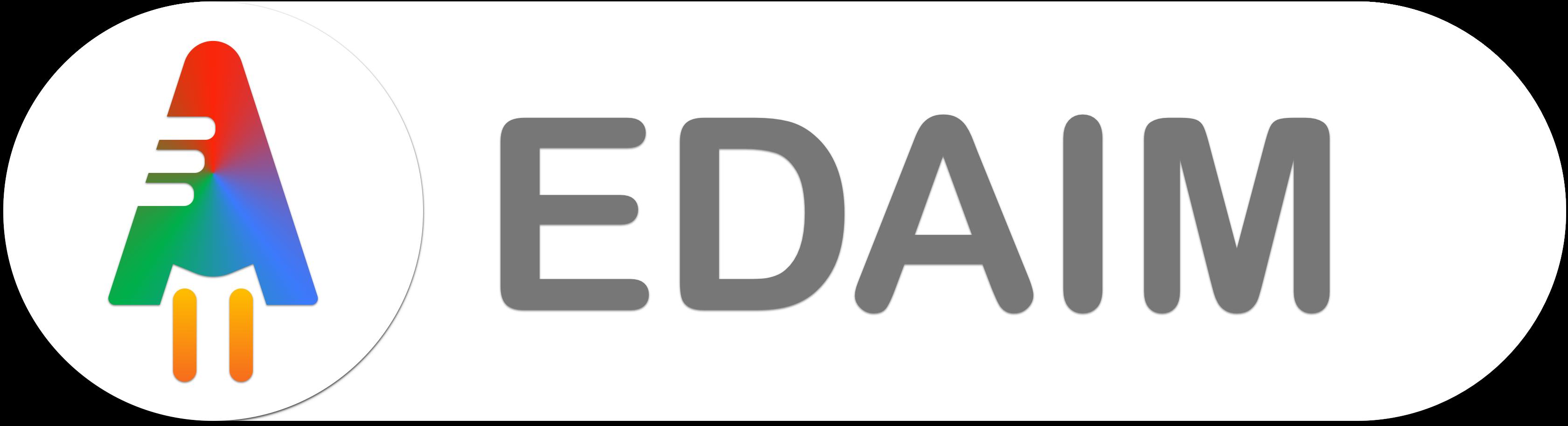 EDAIM logo